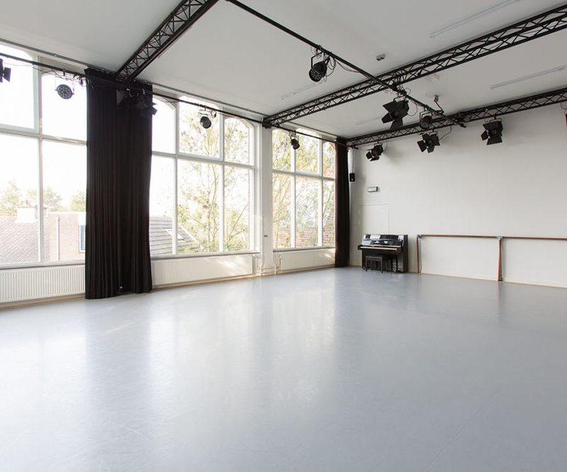 Studio West leeg