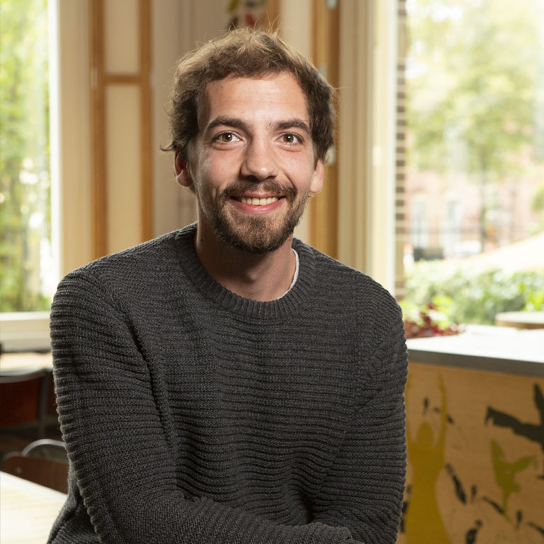 Portret René gastheer
